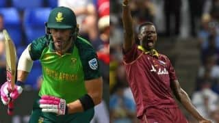 Dream11 Prediction: SA vs WI Team Best Players to Pick for Today's Match of World Cup 2019 Warm-up Match 5 between South Africa and West Indies at 3:00 PM