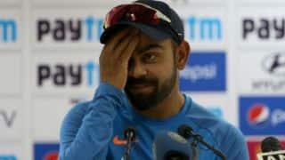 IPL 2017: Injured Virat Kohli could miss initial matches of 10th season
