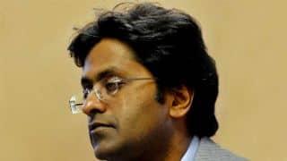 Lalit Modi's Blue Corner Notice still stands: DRI
