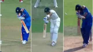 Decoding Kohli's technique and dismissals