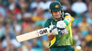 Shane Watson pulls out of PSL 2016 due to injury; heads home for assessment ahead of ICC World T20 2016