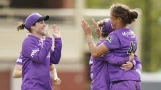 Dream11 Team Hobart Hurricanes vs Adelaide Strikers Women's Big Bash League 2019 – Cricket Prediction Tips For Today's T20 Match 9 HB-W vs AS-W at Allan Border Field, Brisbane