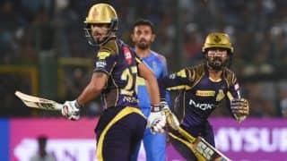 IPL 2018: KKR skipper Dinesh Karthik lauds Nitish Rana