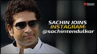 Sachin Tendulkar joins Instagram on 42nd birthday