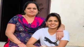 Indian woman cricketer Priya Poonia's mother dies of Covid infection