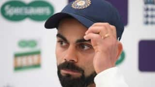 Virat Kohli: We didn't have a partnership before or after my stand with Ajinkya Rahane
