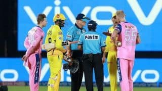 Dhoni deserves two-match ban for storming onto the pitch: Virender Sehwag