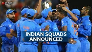 India announce squads for Bangladesh, Virat to lead in Test, Dhoni in ODIs