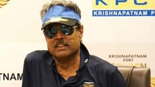 MS Dhoni's future will be decided by selectors: Kapil Dev