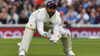 Gilchrist hopeful of Pant getting a good run