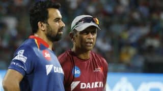 IPL 2017: We needed experience in the batting order, admits Delhi Daredevils captain Zaheer Khan after defeat against Royal Challengers Bangalore