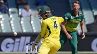 2nd ODI: Rabada, Pretorius share seven to bowl Australia out for 231