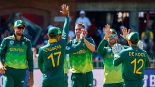 4th ODI: Bowlers, de Kock star as South Africa make it 4-0