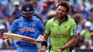 Shikhar Dhawan joins Virat Kohli, Sachin Tendulkar and others; slams Shahid Afridi on