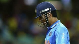 England beat India A by 3 wickets in 1st warm-up match; MS Dhoni loses his final game as captain