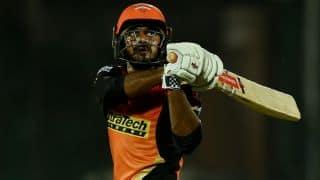 Vijay Shankar named Tamil Nadu captain for Syed Mushtaq Ali Trophy Super League tournament