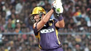 Mumbai Indians (MI) vs Kolkata Knight Riders (KKR), IPL 2014: Kolkata 54/1 in 9 overs
