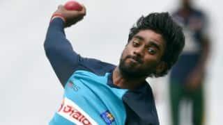श्रीलंका के गेंदबाज ने मोहाली में लगा दिया 'शर्मनाक शतक'