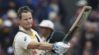 Ashes 2019: Steve Smith's third century puts Australia in driver's seat