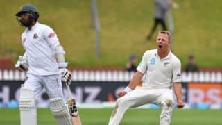 Neil Wagner bounces out Bangladesh as New Zealand take series
