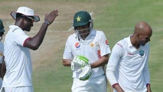 West Indies aims to to spoil Misbah-ul-Haq, Younis Khan farewells