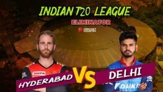 SRH vs DC LIVE, IPL 2019 Eliminator: Shaw, Pant power Delhi Capitals to thrilling two-wicket win