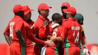 Bangladesh vs Zimbabwe 2nd ODI at Chittagong: Live scorecard
