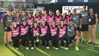 New Zealand women down India in thriller to inflict 3-0 sweep