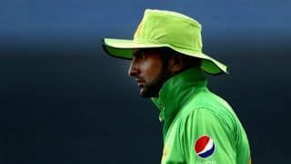 Shoaib Malik becomes first to play 100 T20Is