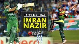 Imran Nazir: 11 interesting facts to know about the 3rd youngest batsman to score an ODI century