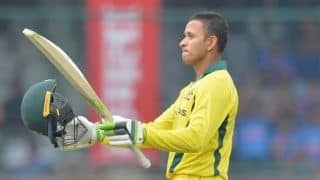 If you look too far ahead you get in trouble: Usman Khawaja