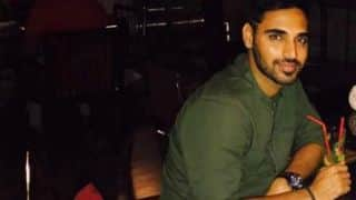 Bhuvneshwar rubbishes rumours of dating actress Anusmriti Sarkar; says he will disclose name of secret date 'when it's time'