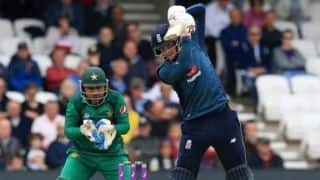 5th ODI: England fire away to 351 despite Wasim burst