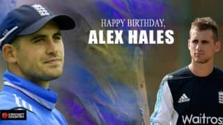 Alex Hales: 10 facts about one of the rising stars of English cricket