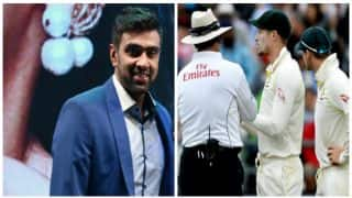 Ravichandran Ashwin on ball-tampering row: These things happen in the heat of the moment