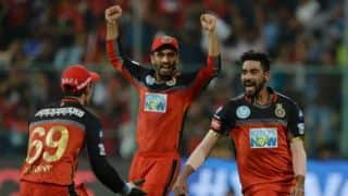 In Pictures: RCB vs MI, IPL 2018