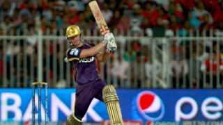 क्रिस लिन और गौतम गंभीर की धमाकेदार बल्लेबाजी, 10 विकेट से जीता केकेआर