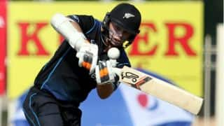 Bangladesh vs New Zealand, 1st ODI: Tom Latham's 137 guides New Zealand to a challenging 341/7