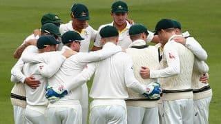 बारिश ने तोड़ा ऑस्ट्रलियाई टीम का नंबर एक बनने का सपना