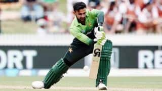 Shoaib Malik wants to win World Cup 2019 for Pakistan