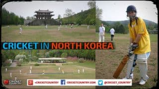 When cricket invaded North Korea