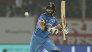 Dhawan reveals he is in peak form