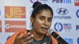 मिताली राज ने महिलाओं की आईपीएल का किया समर्थन