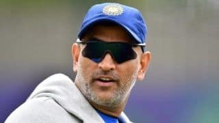MS Dhoni has made Ranchi famous in the world of cricket: President Ram Nath Kovind