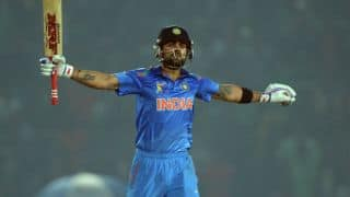 Asia Cup 2014: Captain Marvel Virat Kohli scales new peaks