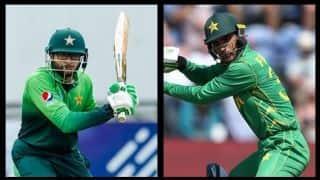 Zimbabwe vs Pakistan, 4th ODI: Fakhar Zaman, Imam-ul-Haq in record 304-run opening stand