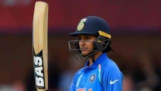 Never think about being number one batter: Smriti Mandhana