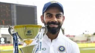 विराट कोहली: आईसीसी के सभी टूर्नामेंट में से मेरे लिए 'टेस्ट चैंपियनशिप' है सर्वश्रेष्ठ