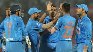 Ravichandran Ashwin inspires India to 9-wicket victory over Sri Lanka in 3rd T20I; hosts seal series 2-1