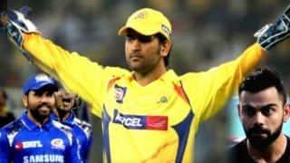 IPL 2018 : कोहली से बेहतर कप्तान रोहित, महेंद्र सिंह धोनी सब पर भारी